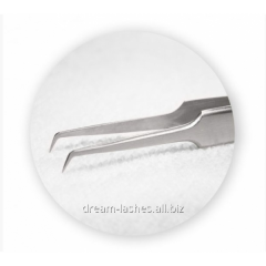 Dream-Lashes tweezers - L-shaped