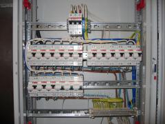 Salopete pentru electricieni