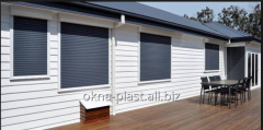 ROLLING SHUTTERS - PROTECTIVE ROLET