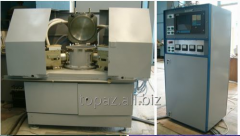 THE EHS-5000 MACHINE FOR PULSE ELECTROCHEMICAL