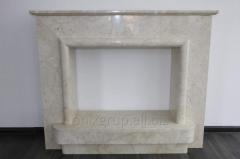 Каминный портал из мрамора Rosalia