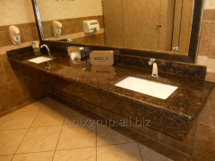 Table-top from Tan Brown granite