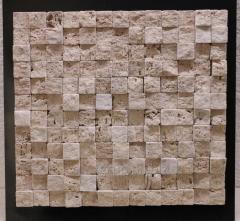 Плитка мозаичная для стен травертина 30х27,5 см