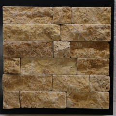 Facing stone cm 4.8xL travertine