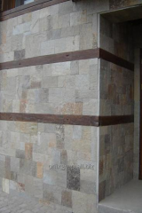 Сланец облицовочный наружный 0.8х1.2 см