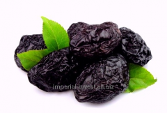 Prunes with a stone and without stone