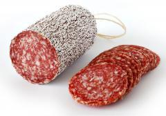Изделия колбасные сыровяленые