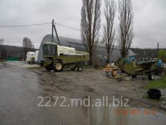 Combin ă agricola-combine grain-harvesting