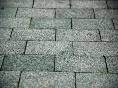 Stone blocks sawn gray Onixgrup of 10х20х2,5 cm