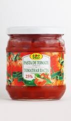Tomato paste, GOST 3343-89