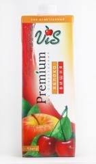 Juice apple and cherry Premium, SM 183