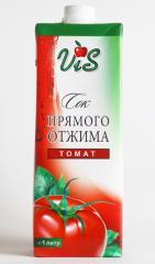 Tomato juice natural Premium, SM 227