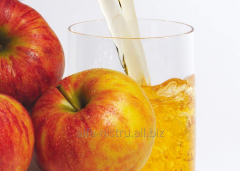 The apple concentrated juice not clarified 65%