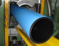 Полиэтиленовые трубы для газо- и водоснабжения с