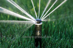 Irrigation systems in Moldova