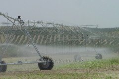 Bayer irrigation systems in Moldova