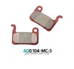 Block disk Ashima AD0104-MC-S w/spring