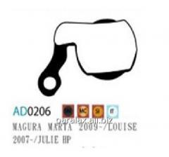 Block disk Ashima AD0206-SM-S