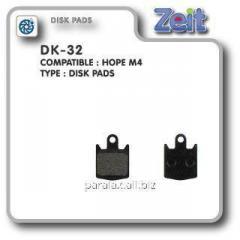 Block disk Zeit DK-32
