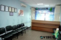 "Center of eye surgery ""OVISUS"