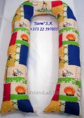 "Pillow for pregnant MOTHERS of ""Maria"