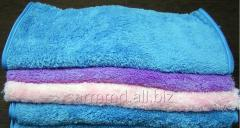 Towels from microfiber