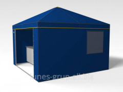 Tents are trade