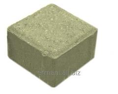 Form of an artificial stone blocks Square,