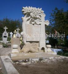 Monument to Dmitry Matkovsky.