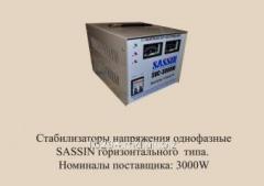 Стабилизатор напряжения SASSIN SVC 3000 VA