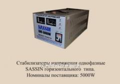 Стабилизатор напряжения SASSIN SVC 5000 VA
