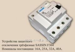 Устройств защиты Sassin F364
