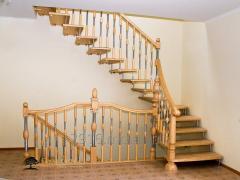 Escadas interiores