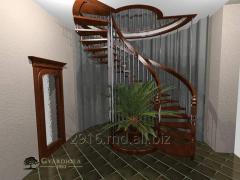 Sisätilojen portaita
