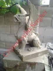 Скульптура Grifon