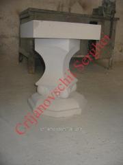 Скульптура scaun