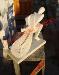 Скульптура Властелин времени 1