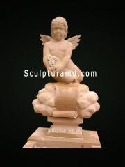 Скульптура Памятник - ангел