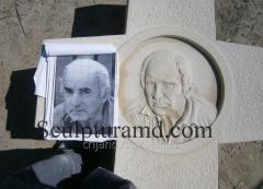 Sculpture Portrait to order