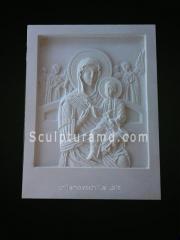 Икона Святых ikona Maria finish