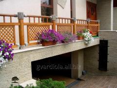 Les barrières décoratif