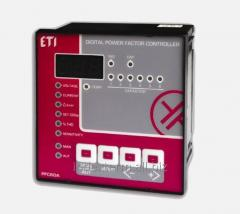 Регулятор реактивной мощности ETI PFC - 6 DA