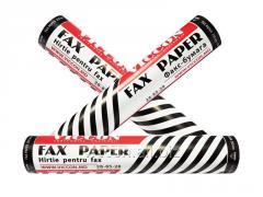 Факс-бумага
