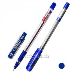 The handle on an oil basis of cello finegrip, blue