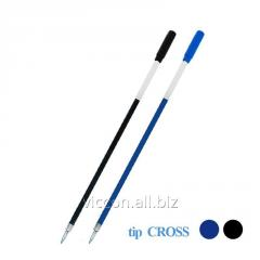 Core for a ball pen, the type cross, economix,