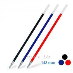 Стержень для шариковой ручки, 143 мм, Economix, чернила синие