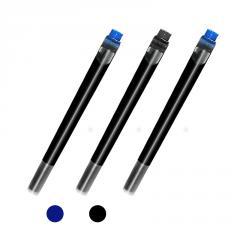 Ink in parker capsules, blue PCK-02