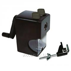 The sharpener is mechanical, economix E40655