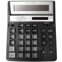 Sdc-888xbk citizen calculator