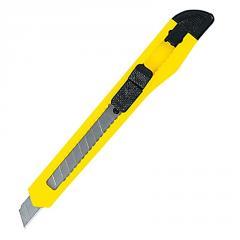 Нож универсальный, 9 мм, FORMAT